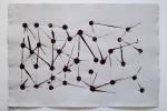 poema 1 - 2010 - acrílico sobre papel - 45 x 65 cm