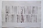 poema 5 - 2010 - acrílico sobre papel - 45 x 65 cm