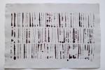 poema 6 - 2010 - acrílico sobre papel - 45 x 65 cm