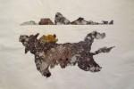 Gota 18 - 2013 - acrílico sobre tela - 50 x 70 cm