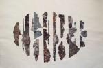 Gota 20 - 2013 - acrílico sobre tela - 50 x 70 cm