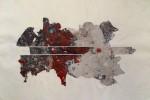Gota 21 - 2013 - acrílico sobre tela - 50 x 70 cm