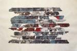 Gota 23 - 2013 - acrílico sobre tela - 50 x 70 cm