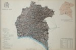 Cartografía Huelva - 2016 - tinta sobre papel - 33 x 46,5 cm.